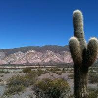 Foto tirada no(a) Parque Nacional Los Cardones por Dee F. em 2/27/2014