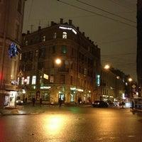 Foto tirada no(a) Пять углов por Ekaterina S. em 2/23/2013