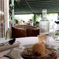 The Ivy Chelsea Garden English Restaurant In London