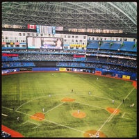 Photo prise au Rogers Centre par darrell o. le6/18/2013