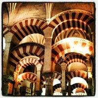 3/2/2013 tarihinde Cat G.ziyaretçi tarafından Mezquita-Catedral de Córdoba'de çekilen fotoğraf