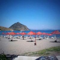 Foto diambil di İncir Beach oleh Murat S. pada 6/17/2013