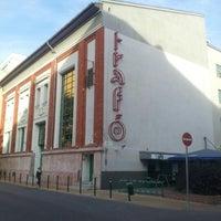 10/4/2012 tarihinde Corei18 4.ziyaretçi tarafından Trafó - House of Contemporary Arts'de çekilen fotoğraf