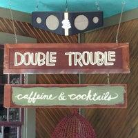 Photo prise au Double Trouble Caffeine & Cocktails par David C. le1/17/2013