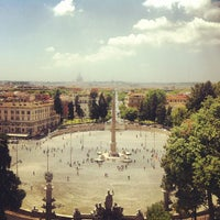 Terrazza Del Pincio Plaza In Roma