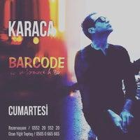 3/10/2018 tarihinde Ozan Yiğit T.ziyaretçi tarafından BarCode Live Performance & Bar'de çekilen fotoğraf
