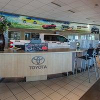 Foto tirada no(a) Steve Landers Toyota NWA por Steve Landers Toyota NWA em 11/24/2014