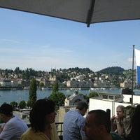 Снимок сделан в Lounge & Bar suite пользователем Francesco R. 6/8/2013