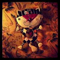 Снимок сделан в Чорний Кіт / The Black Cat пользователем Misha R. 2/5/2013