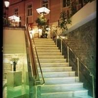 Foto tomada en Belmond Grand Hotel Europe por Taisiya T. el 2/21/2013