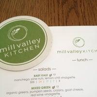 Das Foto wurde bei Mill Valley Kitchen von Dan W. am 12/8/2013 aufgenommen