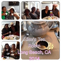 Elise S Tea Room In Bixby Knolls