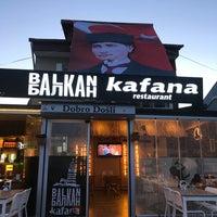 10/29/2018 tarihinde Mukaddes G.ziyaretçi tarafından Balkan Kafana Restaurant'de çekilen fotoğraf