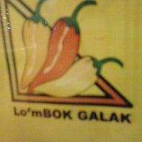 Foto scattata a Lombok Galak da intan p. il 10/20/2012