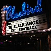 Photo prise au Bluebird Theater par Bobby B. le12/31/2012