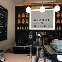 Das Foto wurde bei Nickel & Diner von Andrew T. am 10/13/2018 aufgenommen