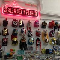 Снимок сделан в Subotron Shop пользователем Don G. 10/31/2012