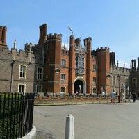 Photo prise au Hampton Court Palace Gardens par Manuela F. le7/7/2013