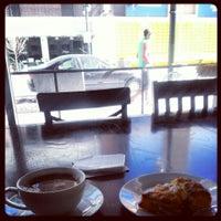 4/4/2013にTyler IrwinがBackstage Coffeeで撮った写真