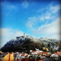 Foto diambil di Ljubljanski Grad | Ljubljana Castle oleh Aleksander H. pada 12/3/2012