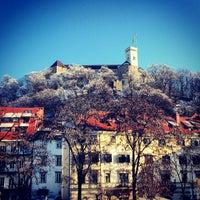 Photo prise au Château de Ljubljana par Aleksander H. le12/3/2012