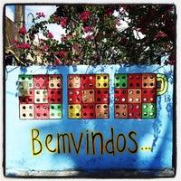 รูปภาพถ่ายที่ La Rocca Brasil - Beach Hostel Porto de Galinhas โดย Mauro M. เมื่อ 3/8/2014
