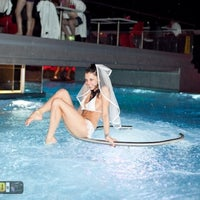 Foto scattata a VODA aquaclub & hotel da Kris💋 il 2/17/2013