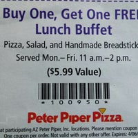 peter piper pizza coupons phoenix az