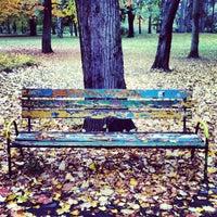 Das Foto wurde bei Margareteninsel von Kinga L. am 10/28/2012 aufgenommen