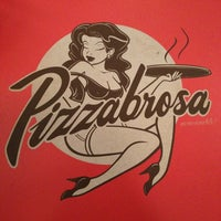 4/21/2013에 Tatiana님이 Pizzabrosa에서 찍은 사진