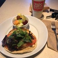 Menu Zoes Kitchen Mediterranean Restaurant In Tulsa