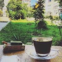5/9/2016 tarihinde Gamze T.ziyaretçi tarafından Envai Coffee House'de çekilen fotoğraf