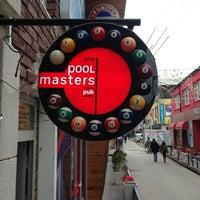 Das Foto wurde bei Pool Masters Pub von Serdar G. am 1/4/2013 aufgenommen