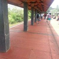 Foto tomada en Estación Central [Tren Ecológico de la Selva] por Kao M. el 1/3/2013