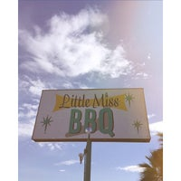 Photo taken at Little Miss BBQ by Uber P. on 2/24/2015