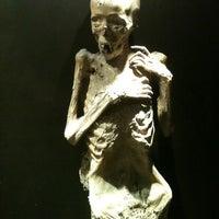 Foto tomada en Museo de las Momias de Guanajuato por Iskramex el 10/28/2012