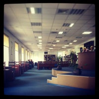 Снимок сделан в Бібліотека ім. Тетяни та Омеляна Антоновичів пользователем Aelita M. 9/2/2013