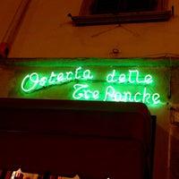 Tre Panche Florence Menu.Osteria Delle Tre Panche Cure Via Antonio Pacinotti 32 R