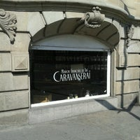 11/21/2012 tarihinde Perl Z.ziyaretçi tarafından Caravanseraï'de çekilen fotoğraf