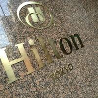 Foto tirada no(a) Hilton Tokyo por max t. em 3/22/2013
