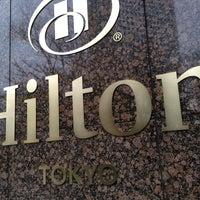 Foto tirada no(a) Hilton Tokyo por max t. em 3/28/2013