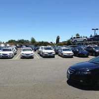 Photo Taken At Hopkins Acura Of Fairfield By Bernard H On 6 27