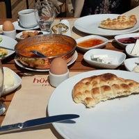 5/2/2014 tarihinde Neslihan B.ziyaretçi tarafından Fatsalı Hünkar Restoran'de çekilen fotoğraf