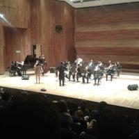 Photo prise au Escuela Nacional De Música par Paleta le5/11/2013