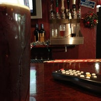 Снимок сделан в Shakespeare's English Pub пользователем Adam P. 12/18/2012