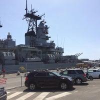 Battleship IOWA Ship Store - Gift Shop