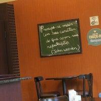 Photo taken at Café Feito a Grão by Pamella I. on 11/16/2012
