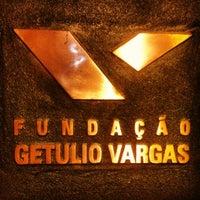 11/6/2013에 Marcus S.님이 Fundação Getulio Vargas (FGV)에서 찍은 사진