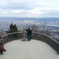 Photo prise au Uetliberg par Peter B. le11/25/2012