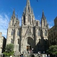 Foto tomada en Catedral de la Santa Cruz y Santa Eulalia por Saray L. el 6/19/2013